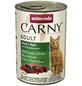 CARNY® Katzen-Nassfutter »Adult«, Rind/Reh/Preiselbeeren, 400 g-Thumbnail