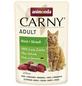 CARNY® Katzen-Nassfutter »Adult«, Rind/Strauß, 85 g-Thumbnail