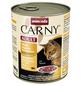 animondo Katzen Nassfutter »Carny «, Rind / Huhn, 6x800 g-Thumbnail