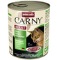 allco Katzen Nassfutter »Carny «, Rind / Pute / Kaninchen, 6x800 g-Thumbnail