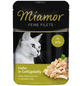 MIAMOR Katzen Nassfutter »Feine Filets in Jelly«, Huhn, 24x100 g-Thumbnail