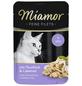 MIAMOR Katzen Nassfutter »Feine Filets in Jelly«, Thunfisch / Calamari, 24x100 g-Thumbnail