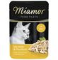 MIAMOR Katzen Nassfutter »Feine Filets in Jelly«, Thunfisch / Huhn, 24x100 g-Thumbnail