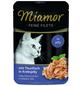 MIAMOR Katzen Nassfutter »Feine Filets in Jelly«, Thunfisch / Krebs, 24 x 100 g-Thumbnail