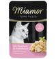 MIAMOR Katzen Nassfutter »Feine Filets in Jelly«, Thunfisch / Krebs, 24x100 g-Thumbnail