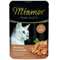 MIAMOR Katzen Nassfutter »Feine Filets in Jelly«, Thunfisch / Lachs, 24x100 g-Thumbnail