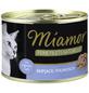 MIAMOR Katzen Nassfutter »Feine Filets Naturelle«, Thunfisch, 12 x 156 g-Thumbnail