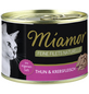 MIAMOR Katzen Nassfutter »Feine Filets Naturelle«, Thunfisch / Krebs, 12 x 156 g-Thumbnail