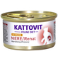 KATTOVIT Katzen Nassfutter »Feline Diet «, Huhn, 24x85 g-Thumbnail
