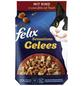 FELIX Katzen-Nassfutter »Felix Sensations Gelee«, Rind/Tomate, FELIX Sensations Gelees-Thumbnail