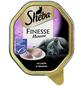 SHEBA Katzen Nassfutter »Finesse Mousse«, Lachs, 22x85 g-Thumbnail