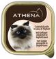 Athena Katzen-Nassfutter, Geflügel, 100 g-Thumbnail