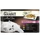 PURINA Katzen Nassfutter »Gourmet a la Carte«, Ente / Forelle / Geflügel / Sardinen, 12x4,08 kg-Thumbnail