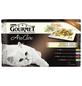 GOURMET Katzen Nassfutter »Gourmet a la Carte«, Huhn / Rind / Forelle / Seelachs, 12x4,08 kg-Thumbnail