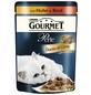 GOURMET Katzen Nassfutter »Gourmet Perle Duetto di Carne«, Huhn / Rind, 24x85 g-Thumbnail
