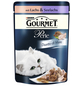 GOURMET Katzen Nassfutter »Gourmet Perle Duetto di Mare«, Lachs, 24x85 g-Thumbnail
