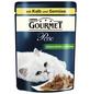 GOURMET Katzen Nassfutter »Gourmet Perle - Erlesene Streifen«, Kalb / Gemüse, 24x85 g-Thumbnail
