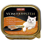 VOM FEINSTEN Katzen-Nassfutter, Huhn/Rind/Karotte, 100 g-Thumbnail
