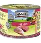 MAC'S Katzen-Nassfutter, Kalb/Pute, 6 x 200 g-Thumbnail