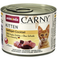 CARNY® Katzen-Nassfutter »Kitten«, Geflügel, 200 g-Thumbnail