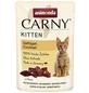 CARNY® Katzen-Nassfutter »Kitten«, Geflügel, 85 g-Thumbnail