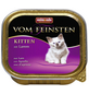 VOM FEINSTEN Katzen-Nassfutter »Kitten«, Lamm, 100 g-Thumbnail