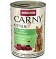 CARNY® Katzen-Nassfutter »Kitten«, Rind/Huhn/Kaninchen, 400 g-Thumbnail