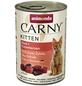 CARNY® Katzen-Nassfutter »Kitten«, Rind/Pute, 400 g-Thumbnail