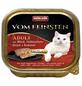 VOM FEINSTEN Katzen-Nassfutter, Kräuter/Rind/Hühnchen, 100 g-Thumbnail