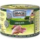 MAC'S Katzen-Nassfutter, Lamm/Pute, 6 x 200 g-Thumbnail