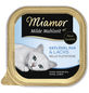 MIAMOR Katzen Nassfutter »Milde Mahlzeit«, Geflügel / Lachs, 16 x 100 g-Thumbnail