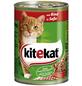 Katzen-Nassfutter, Rind, 400 g-Thumbnail