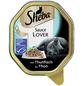 SHEBA Katzen Nassfutter »Sauce Lover«, Thunfisch, 22x85 g-Thumbnail