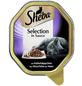SHEBA Katzen Nassfutter »Selection in Sauce«, Kalb, 22x85 g-Thumbnail