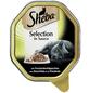 SHEBA Katzen Nassfutter »Selection in Sauce«, Poularde, 22x85 g-Thumbnail