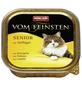 VOM FEINSTEN Katzen-Nassfutter »Senior«, Geflügel, 32 Schalen, je 100 g-Thumbnail