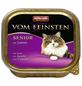 VOM FEINSTEN Katzen-Nassfutter »Senior«, Lamm, 100 g-Thumbnail