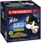 FELIX Katzen-Nassfutter »So gut wie es aussieht«, gemischte Vielfalt-Thumbnail