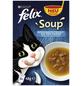 FELIX Katzen Nassfutter »Soup«, Gemischt, 8x2,3 kg-Thumbnail