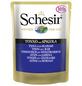 SCHESIR Katzen Nassfutter, Thunfisch / Barsch, 20x100 g-Thumbnail