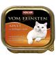ANIMONDA Katzen Nassfutter »Vom Feinsten«, Geflügel / Kalb, 32x100 g-Thumbnail