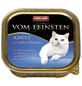 ANIMONDA Katzen Nassfutter »Vom Feinsten«, Lachs, 32 x 100 g-Thumbnail