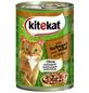 Katzen-Nassfutter, Wild & Geflügel, 400 g-Thumbnail