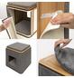 Katzenmöbel »Cubo«, grau-Thumbnail