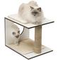 Katzenmöbel »V-stool«, weiß-Thumbnail