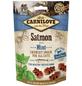 carnilove Katzensnack »Crunchy Snack«, 50 g, Lachs/Minze-Thumbnail