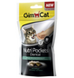 GIMCAT Katzensnack »Nutri Pockets «, Geflügel, 12x60 g-Thumbnail