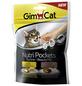 GIMCAT Katzensnack »Nutri Pockets «, Geflügel/Käse, 150 g-Thumbnail