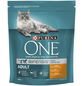 Purina ONE® Katzentrockenfutter »Adult«, Huhn, 0,8 kg-Thumbnail