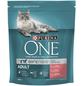 Purina ONE® Katzentrockenfutter »Adult«, Lachs, 0,8 kg-Thumbnail